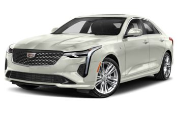2020 Cadillac CT4 - Crystal White Tricoat
