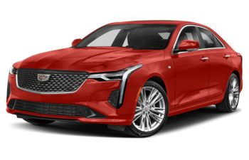 2020 Cadillac CT4 - Velocity Red