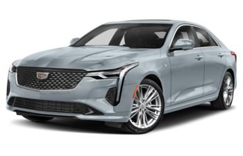 2021 Cadillac CT4 - Diamond Sky Metallic