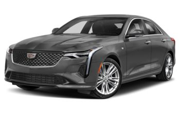 2021 Cadillac CT4 - Satin Steel Metallic