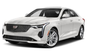 2020 Cadillac CT4 - Summit White
