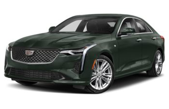 2021 Cadillac CT4 - Evergreen Metallic