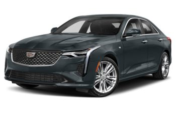 2021 Cadillac CT4 - Shadow Metallic