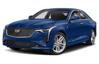 2021 Cadillac CT4 - Wave Metallic