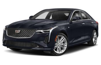 2021 Cadillac CT4 - Dark Moon Blue Metallic