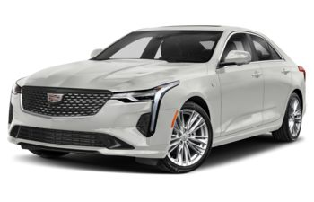 2021 Cadillac CT4 - Rift Metallic