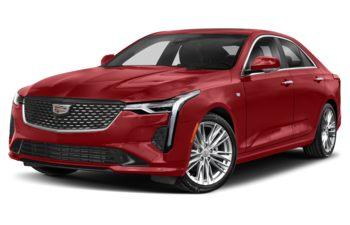 2021 Cadillac CT4 - Infrared Tintcoat