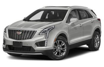 2020 Cadillac XT5 - Radiant Silver Metallic
