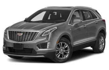 2021 Cadillac XT5 - Satin Steel Metallic