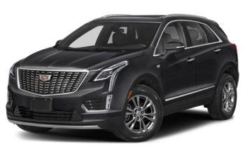 2021 Cadillac XT5 - Stellar Black Metallic
