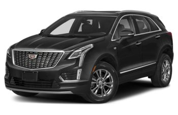 2020 Cadillac XT5 - Manhattan Noir Metallic