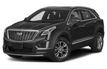 2021 Cadillac XT5 - Shadow Metallic