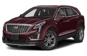 2021 Cadillac XT5 - Garnet Metallic