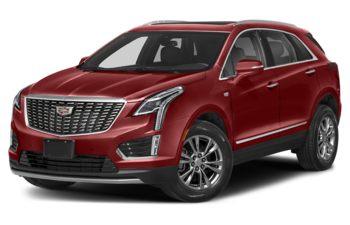 2020 Cadillac XT5 - Red Horizon Tintcoat