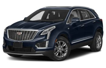 2021 Cadillac XT5 - Dark Moon Blue Metallic