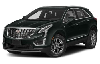 2021 Cadillac XT5 - Wilder Metallic