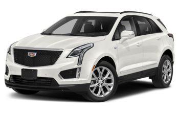 2021 Cadillac XT5 - Crystal White Tricoat