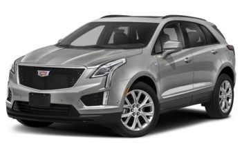 2020 Cadillac XT5 - Crystal White Tricoat