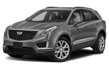 2020 Cadillac XT5 - Satin Steel Metallic