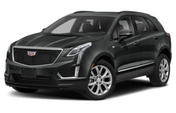 2020 Cadillac XT5 - Shadow Metallic