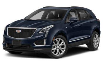 2021 Cadillac XT5 - Dark Moon Blue Metallic