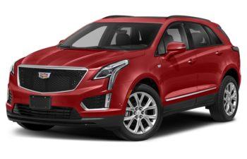2021 Cadillac XT5 - Infrared Tintcoat