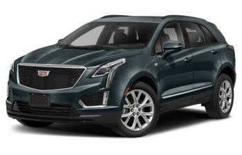 2021 Cadillac XT5 - Wilder Metallic