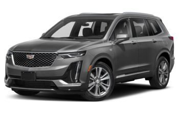 2020 Cadillac XT6 - Satin Steel Metallic