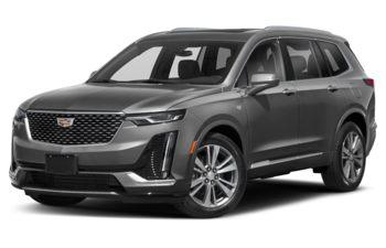 2021 Cadillac XT6 - Satin Steel Metallic