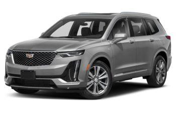 2020 Cadillac XT6 - Radiant Silver Metallic