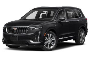 2021 Cadillac XT6 - Stellar Black Metallic