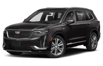 2020 Cadillac XT6 - Manhattan Noir Metallic