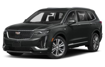 2020 Cadillac XT6 - Shadow Metallic