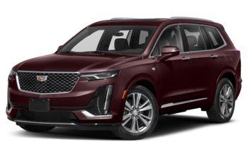 2020 Cadillac XT6 - Garnet Metallic