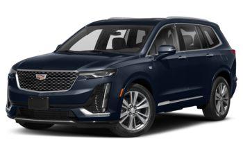 2021 Cadillac XT6 - Dark Moon Blue Metallic