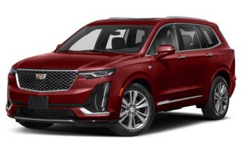 2020 Cadillac XT6 - Red Horizon Tintcoat