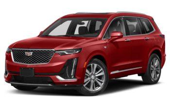 2021 Cadillac XT6 - Infrared Tintcoat