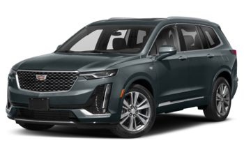 2021 Cadillac XT6 - Wilder Metallic