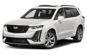 2020 Cadillac XT6 - Crystal White Tricoat