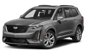 2021 Cadillac XT6 - Satin Steel Metallic