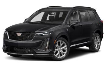 2020 Cadillac XT6 - Stellar Black Metallic