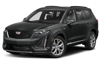 2021 Cadillac XT6 - Shadow Metallic