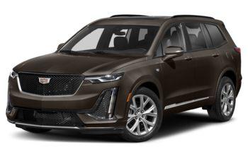 2020 Cadillac XT6 - Dark Mocha Metallic
