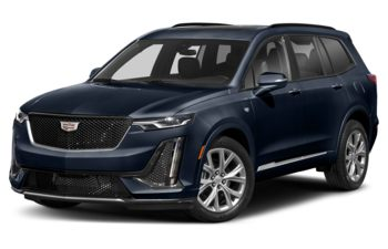 2021 Cadillac XT6 - Dark Moon Blue Metallic