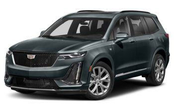 2021 Cadillac XT6 - Wilder Metallic