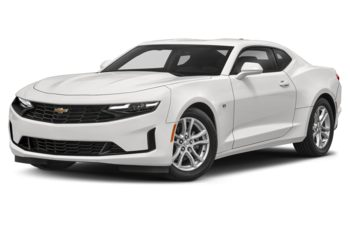 2021 Chevrolet Camaro - Summit White