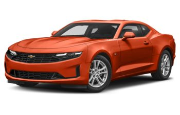 2021 Chevrolet Camaro - Crush