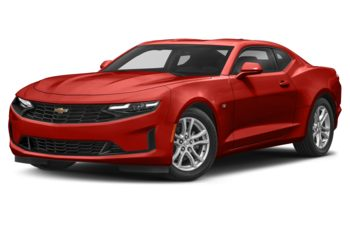 2021 Chevrolet Camaro - Red Hot