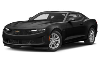2020 Chevrolet Camaro - Black