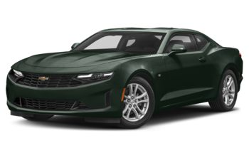 2020 Chevrolet Camaro - Rally Green Metallic